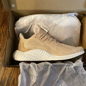 Adidas alpha boost men's sneakers new size 10.5